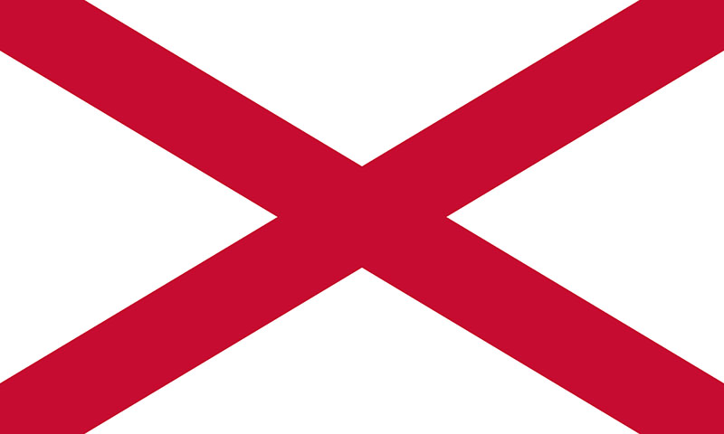北愛爾蘭旗