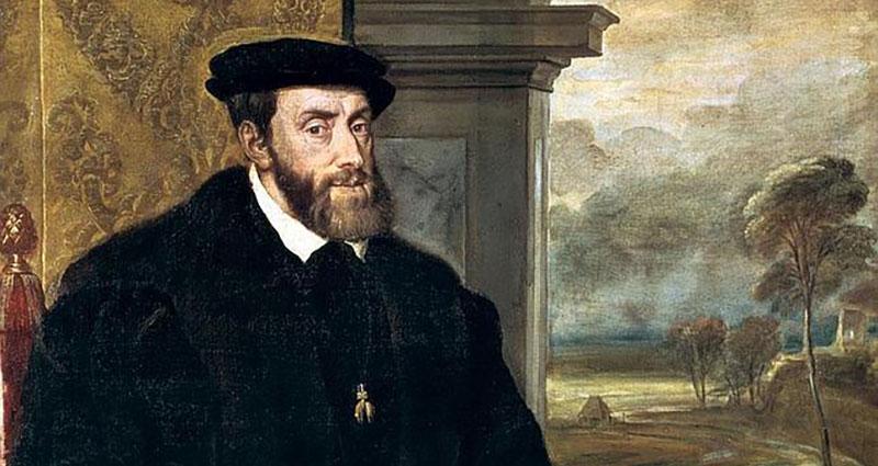 卡洛斯一世(查理五世) 圖片來源:ABC España