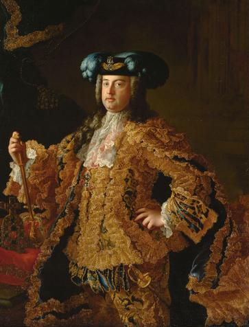 瑪麗亞的丈夫-弗朗茨.斯蒂芬 圖片來源:Wikimedia Commons