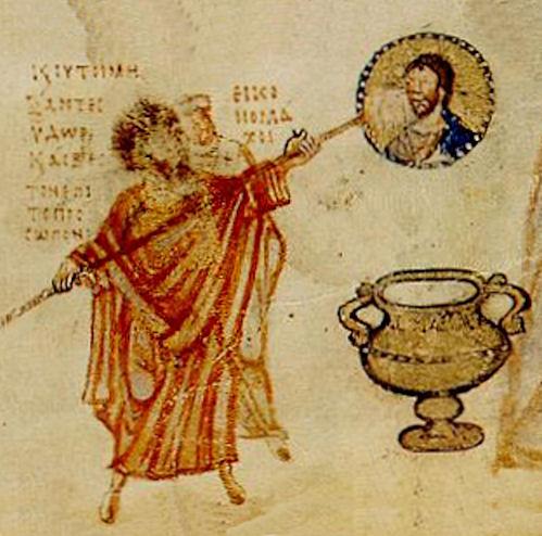 破壞聖像運動 圖片來源:Wikimedia Commons