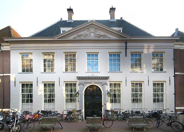 荷蘭西印度公司位於荷蘭阿姆斯特丹的總部 圖片來源:Wikimedia Commons
