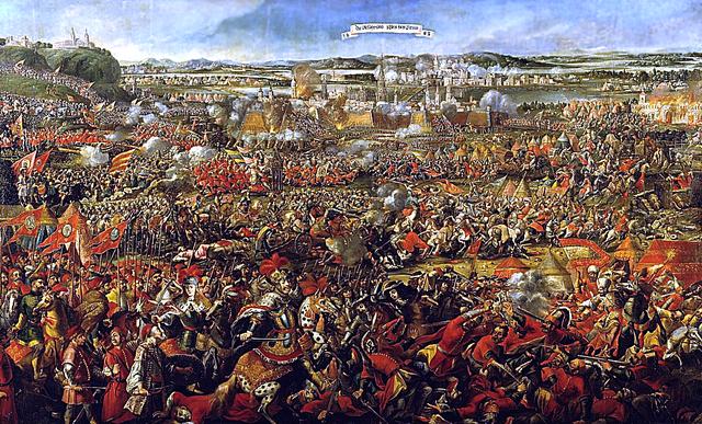 哈布斯堡家族政權的歷史轉捩點—維也納之戰 圖片來源:Wikimedia Commons