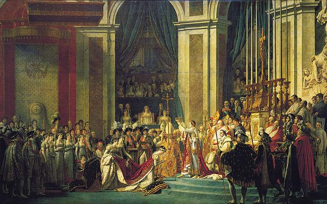 「法國人民的皇帝」拿破崙一世 圖片來源:Wikimedia Commons