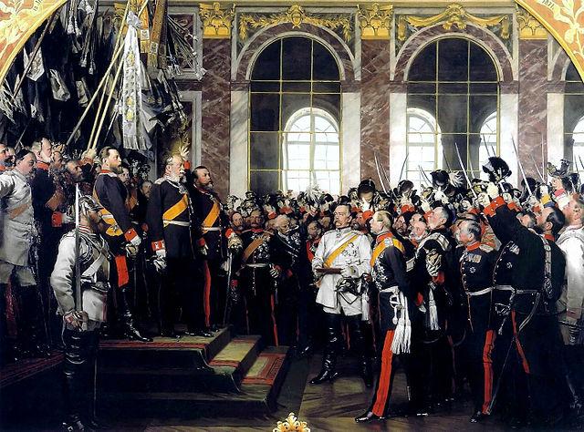 第一位「德意志皇帝」威廉一世 圖片來源:Wikimedia Commons