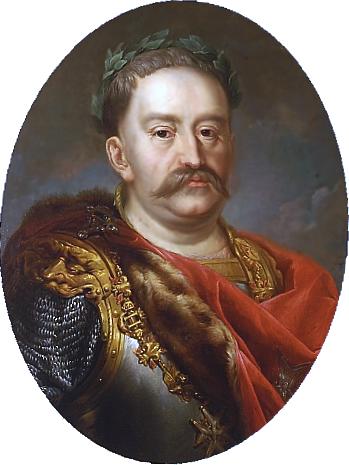 助奧地利戰勝奧斯曼帝國的波立聯邦國王約翰三世 圖片來源:Wikimedia Commons