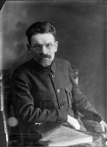 米哈伊爾.加里寧(1920) 圖片來源:Wikimedia Commons
