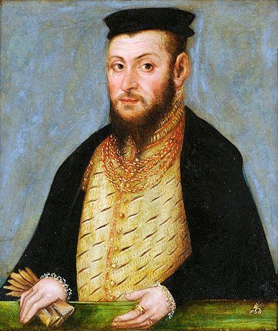 促成波立聯邦成立的國王齊格蒙特.奧古斯特 圖片來源:Wikimedia Commons