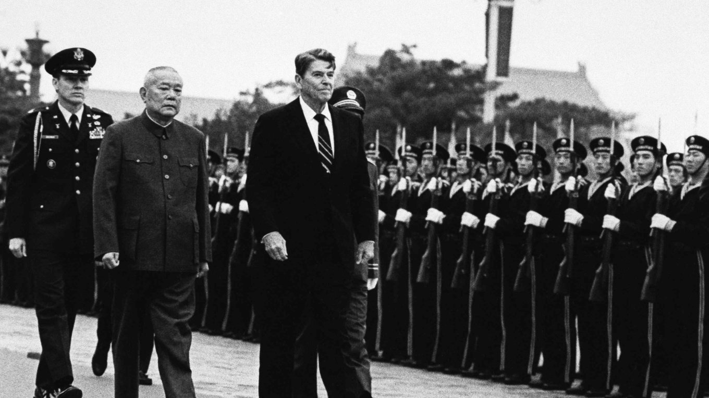 列根時代的中國