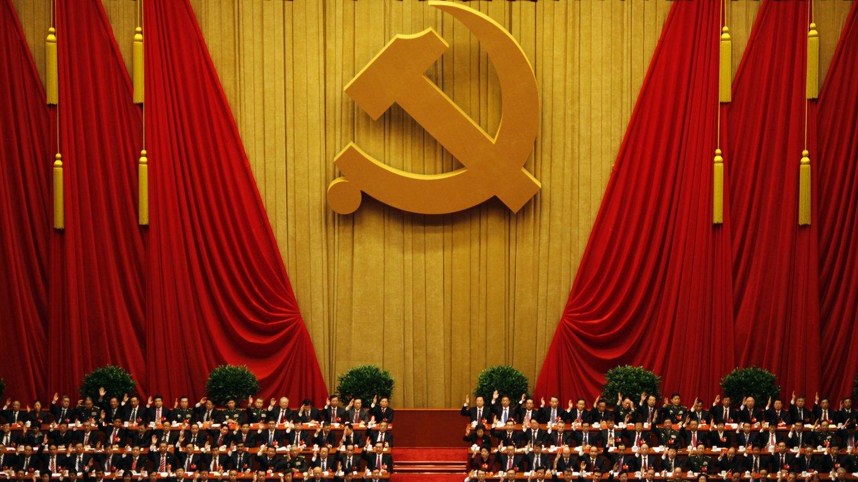 中國新領導班子就任