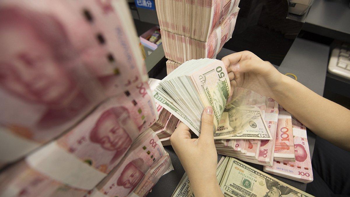 美國標籤中國為匯率操控國