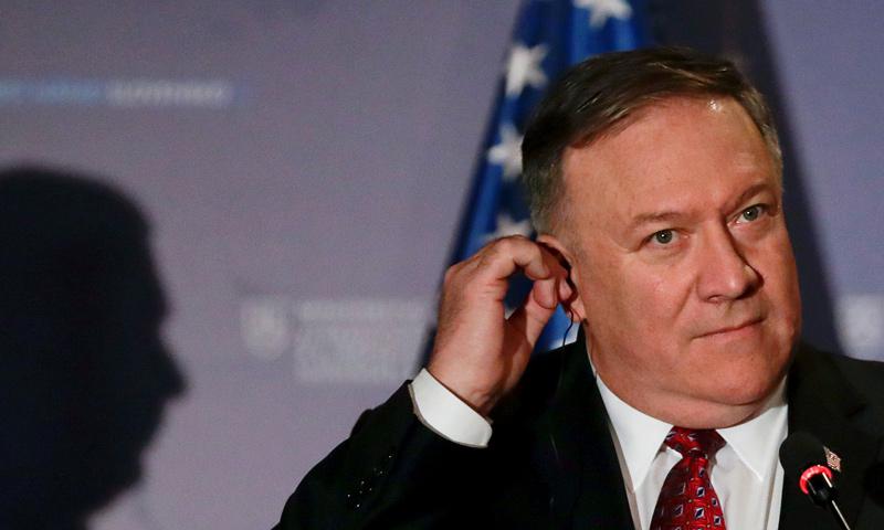 美國國務卿蓬佩奧發表新冷戰檄文