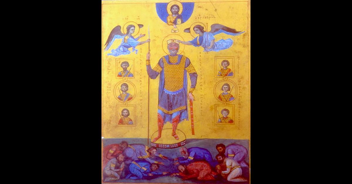 巴西爾二世