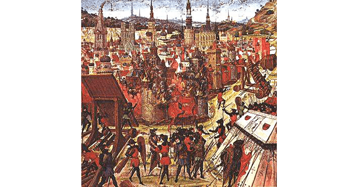第一次十字軍東征