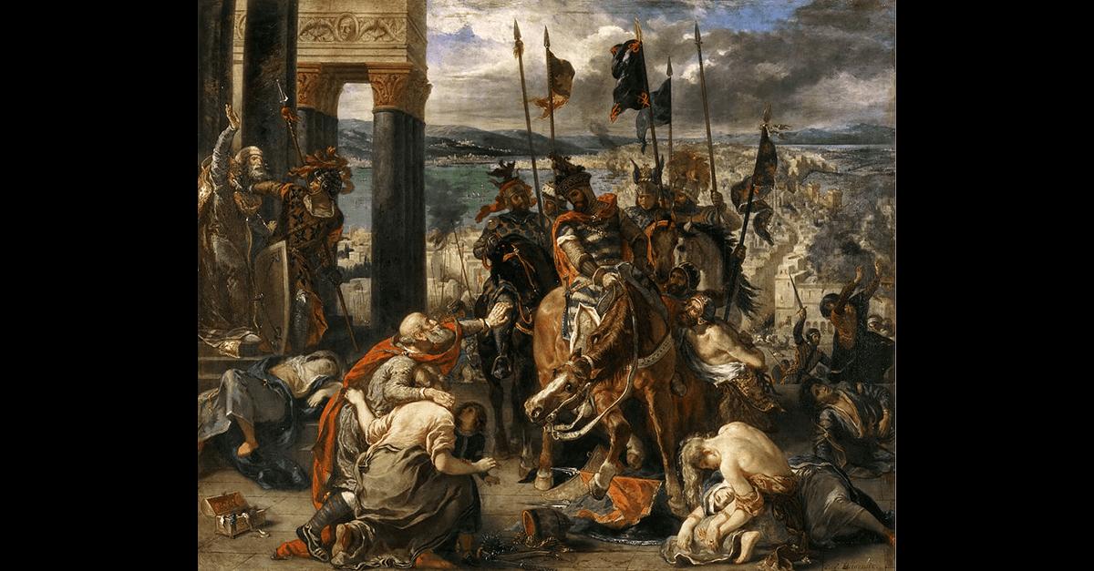 君士坦丁堡淪陷