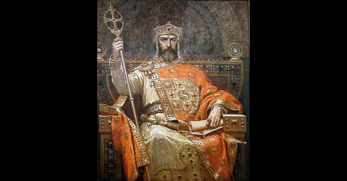 保加利亞人崛起