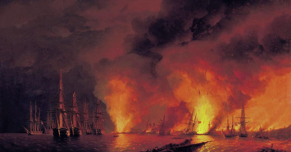 克里米亞戰爭