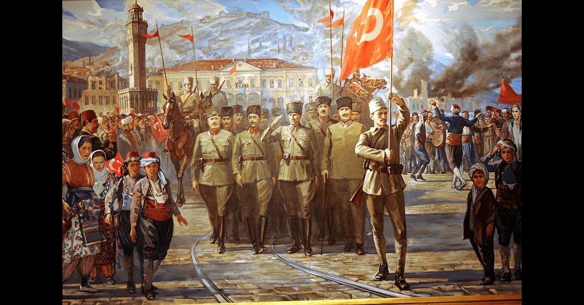 土耳其獨立