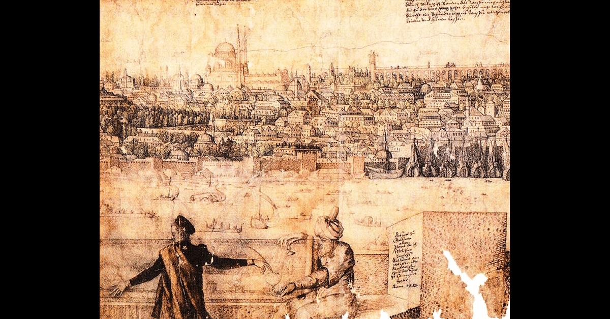 鄂圖曼時代的君士坦丁堡