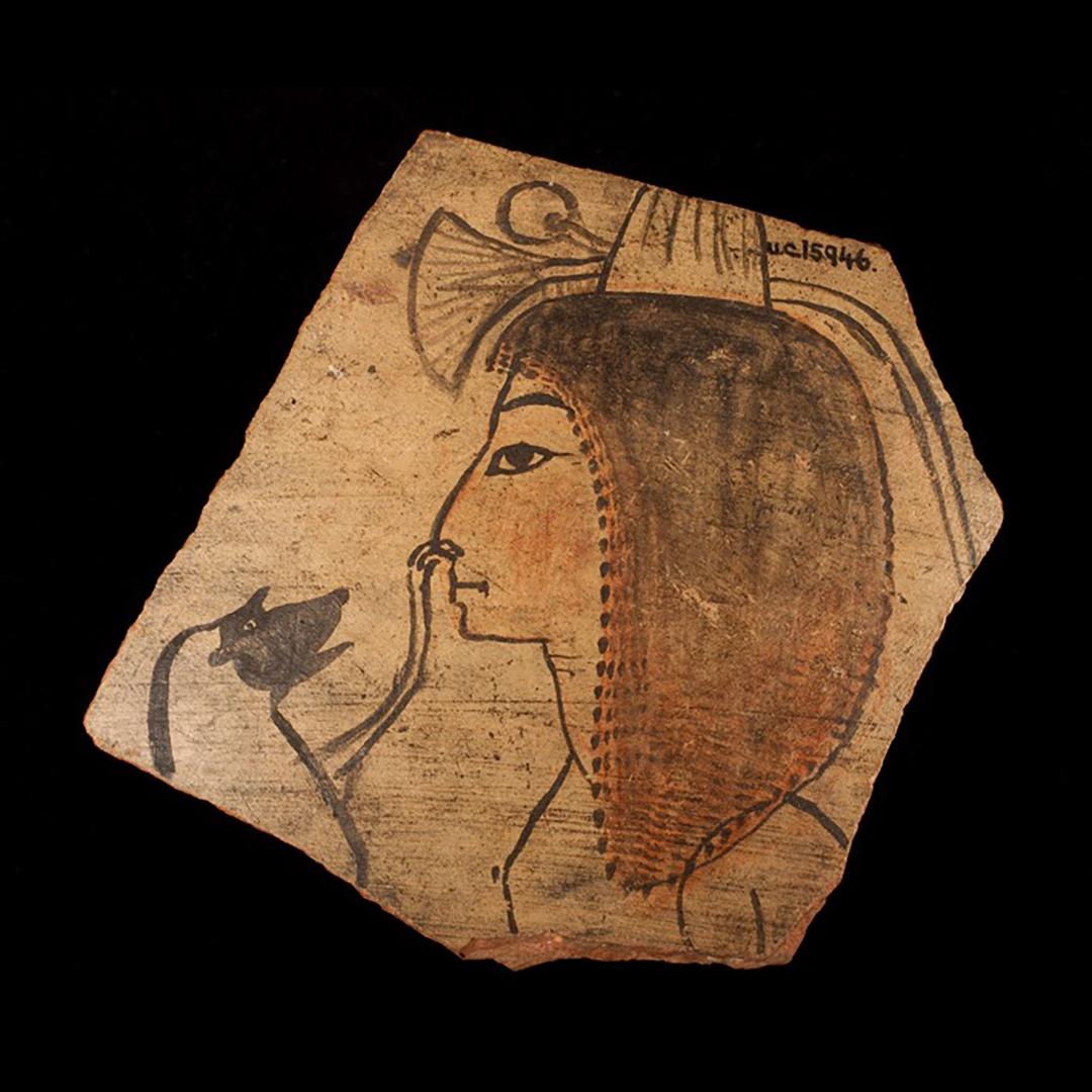 古埃及人也會找莊嚴儀式開玩笑